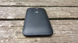 Moto E back image 2