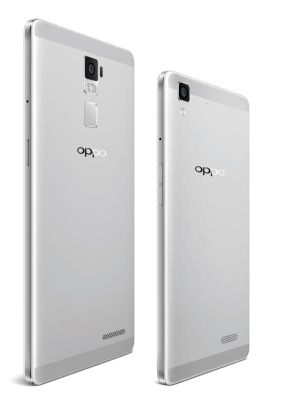 Oppo R7 and R7 Plus rear