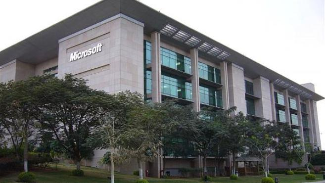 Microsoft Hyderabad, India Office