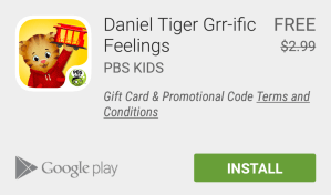 Google Play Store free app of the week