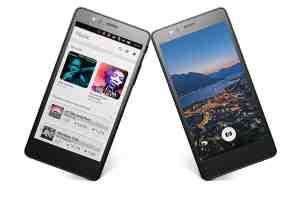 Ubuntu Phone Aquaris E5 2