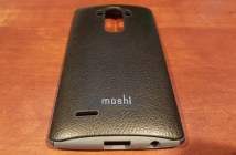 Moshi iGlaze Napa LG G4 case feature