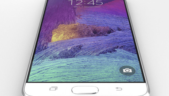 Galaxy Note 5 no S-Pen