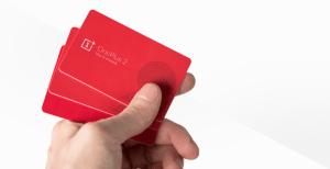 OnePlus 2 invite card
