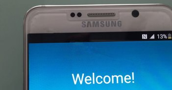 Samsung Note 5 feature