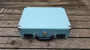 1byone Portable Turntable 1