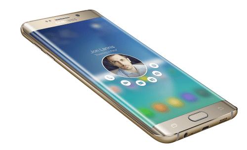 Galaxy S6 edge+ People edge update