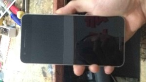 Huawei Nexus 6 front
