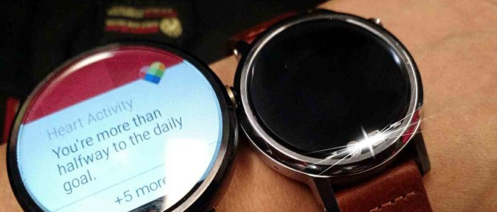 Moto 360s feature