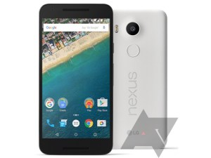 Nexus 5X press image