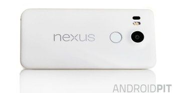 Nexus 5X rear
