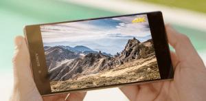 Xperia Z5 Premium Feature