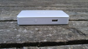 Moshi IonBank 5K side view