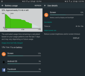 Galaxy Note 5 battery 2
