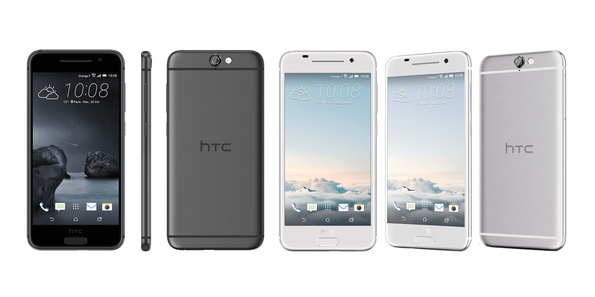 HTC One A9 (Aero) leaked by French carrier