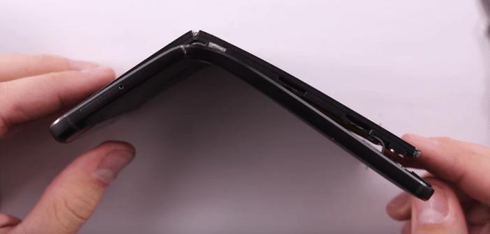 Nexus 6P bend test