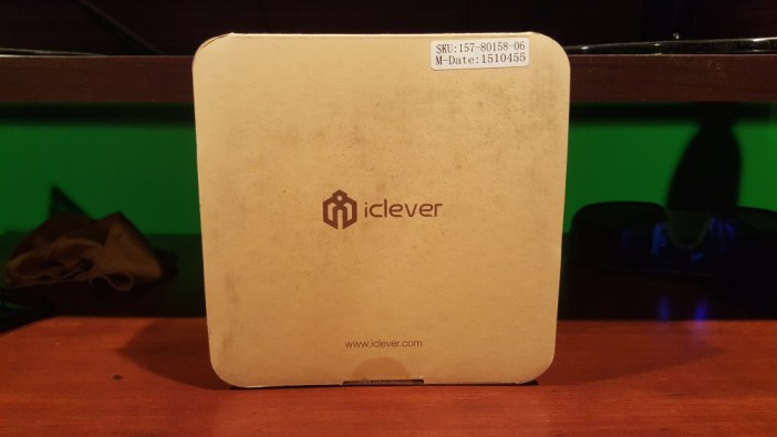 iClever Bluetooth Headphones Box