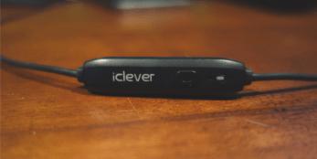 iClever Bluetooth Headphones logo