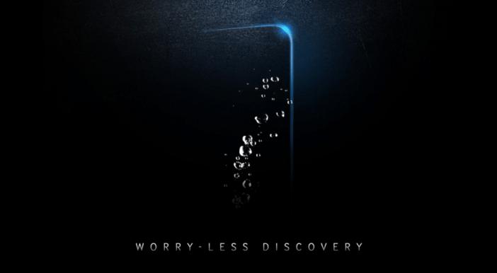 Galaxy S7 underwater