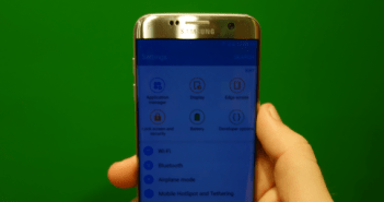 Galaxy S7 change DPI without root