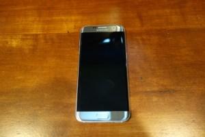 Galaxy S7 edge front