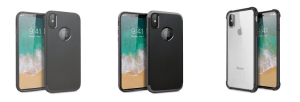 iPhone 8 case assortment