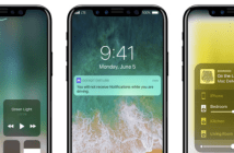 iPhone 8 bezel-less preview