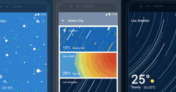 OnePlus Weather App featured image
