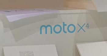 Moto X4 IFA 2017