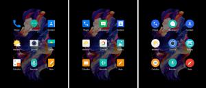 OnePlus Icon Packs