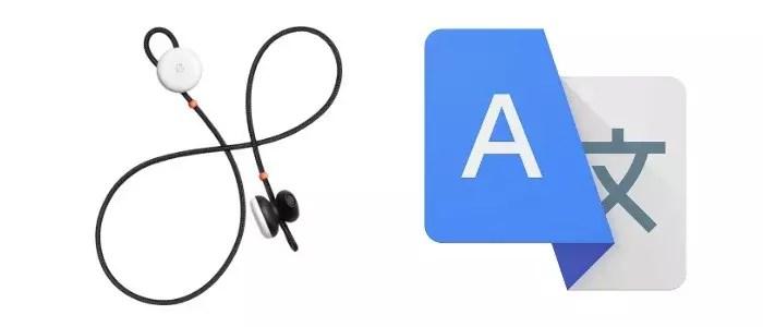 Google Pixel Buds Goolge Translate