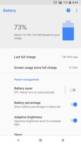 Google Pixel Smart Battery