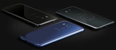 HTC U11+ different colors