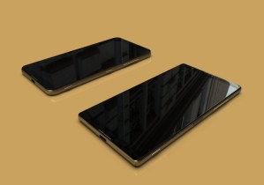 2018 Sony Xperia devices front 2