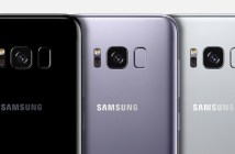 Galaxy S8 different colors