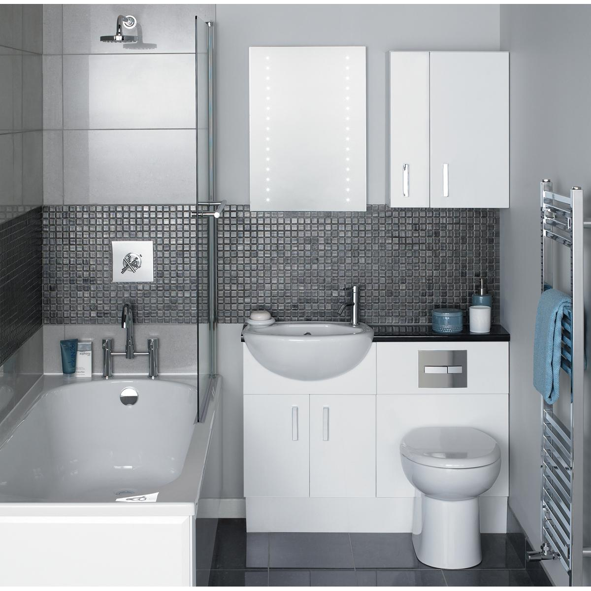 30 Small And Functional Bathroom Design Ideas Small Bathrooms