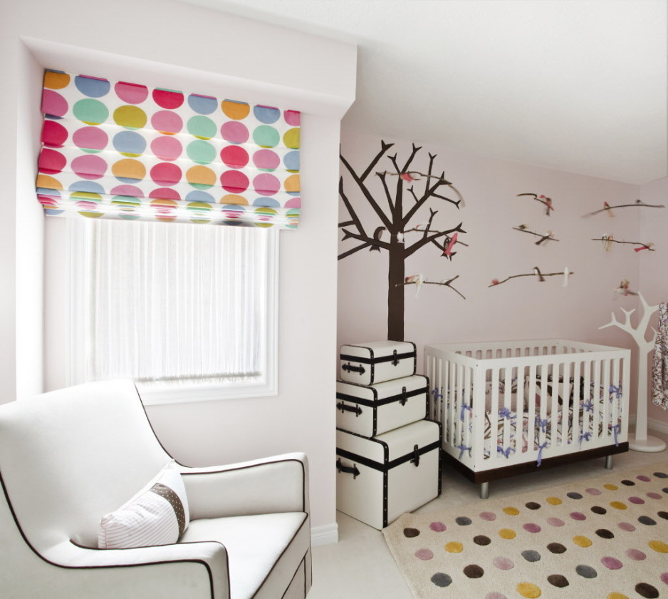 Tips for Choosing and Decorating New Windows for a Nursery