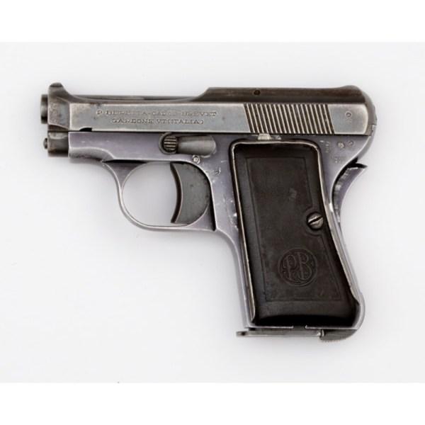 Beretta 1952 25 Acp Pistol - Year of Clean Water