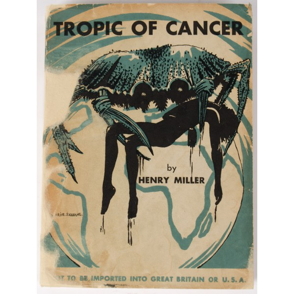Henry Miller Tropic of Cancer