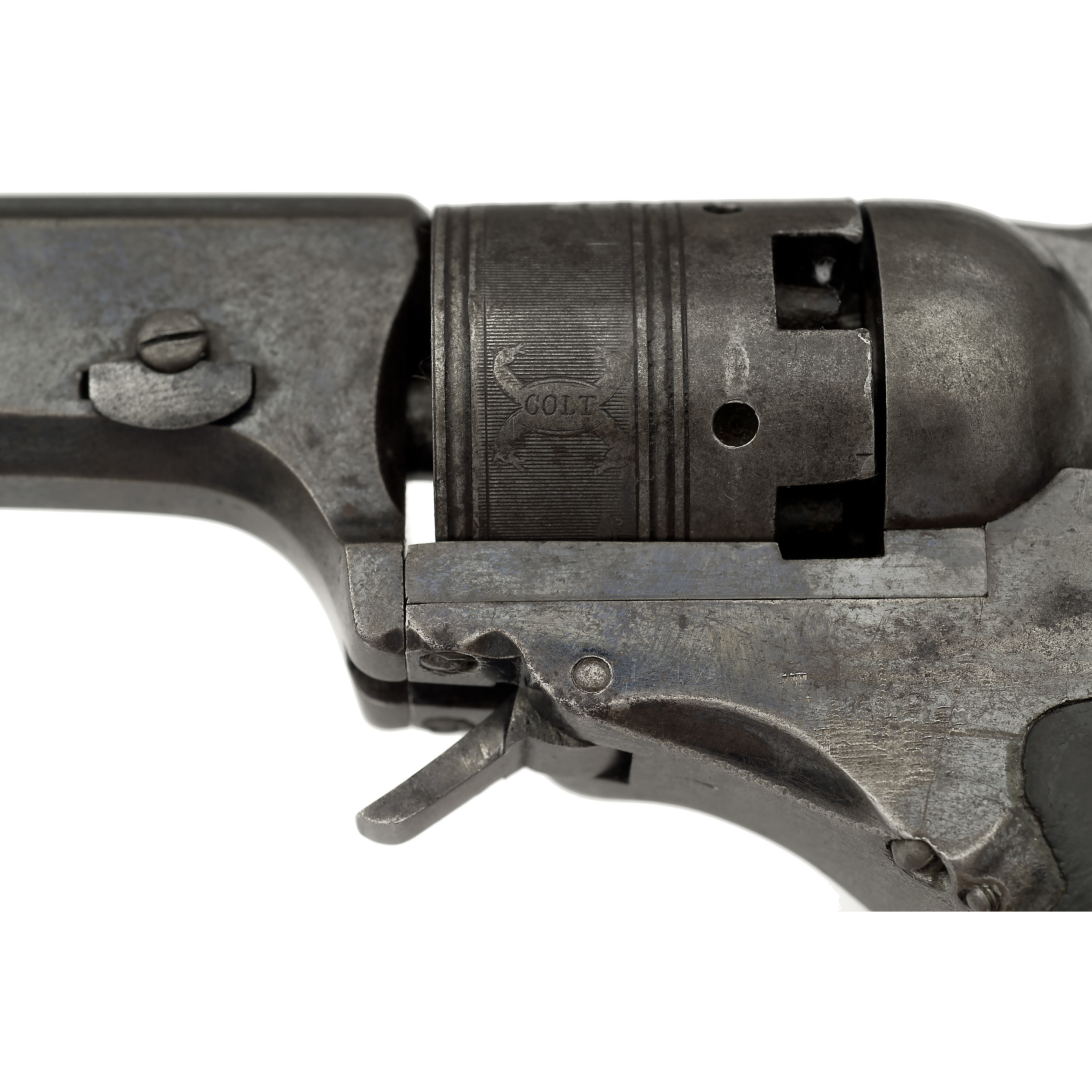 Colt Paterson No 2 Belt Percussion Revolver