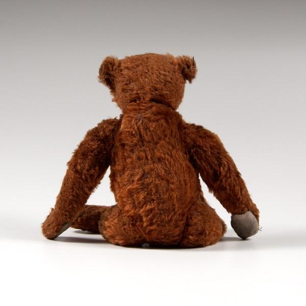 Steiff 1905 Center Seam Cinnamon Teddy Bear Cowan'