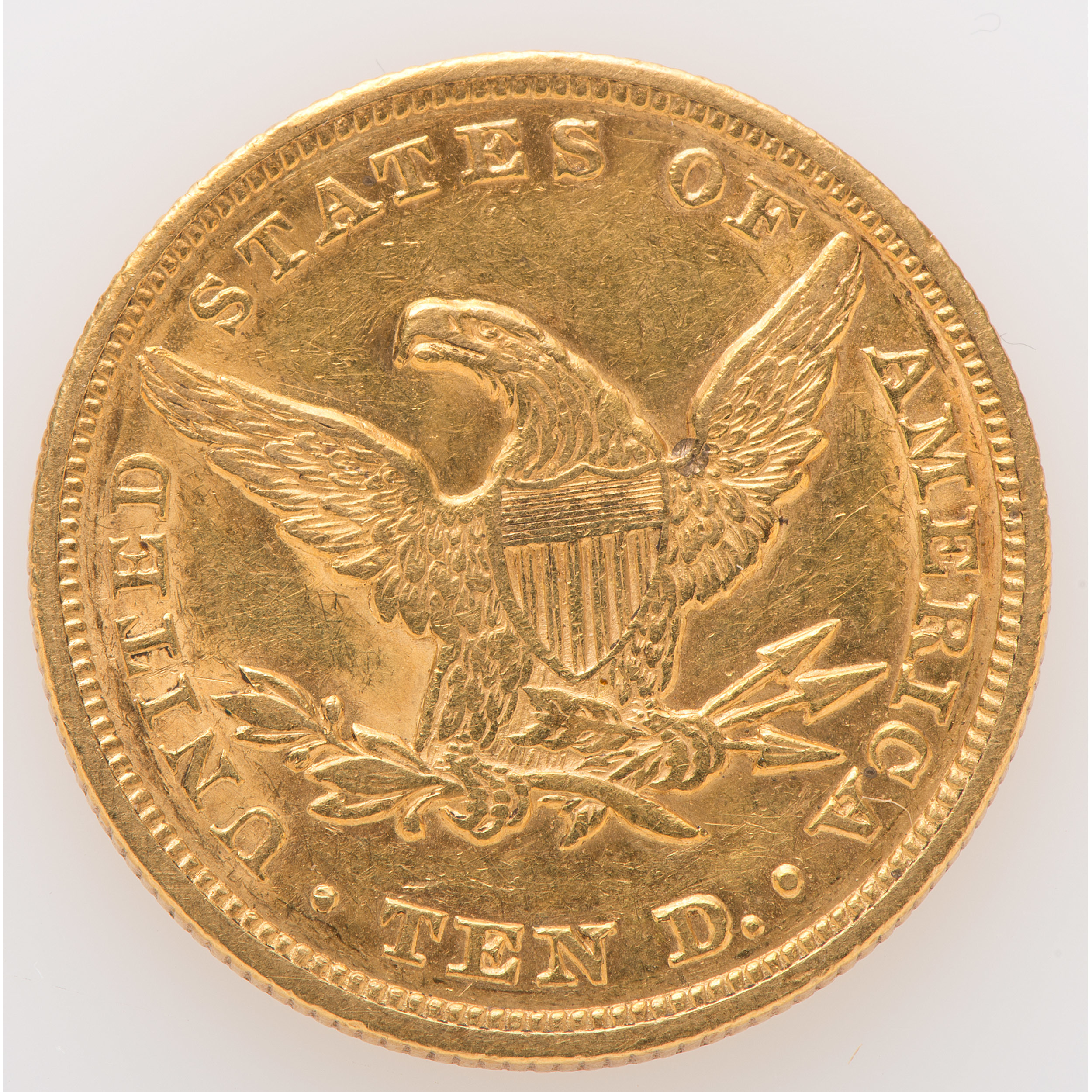 United States Liberty Head 10 Gold Coin