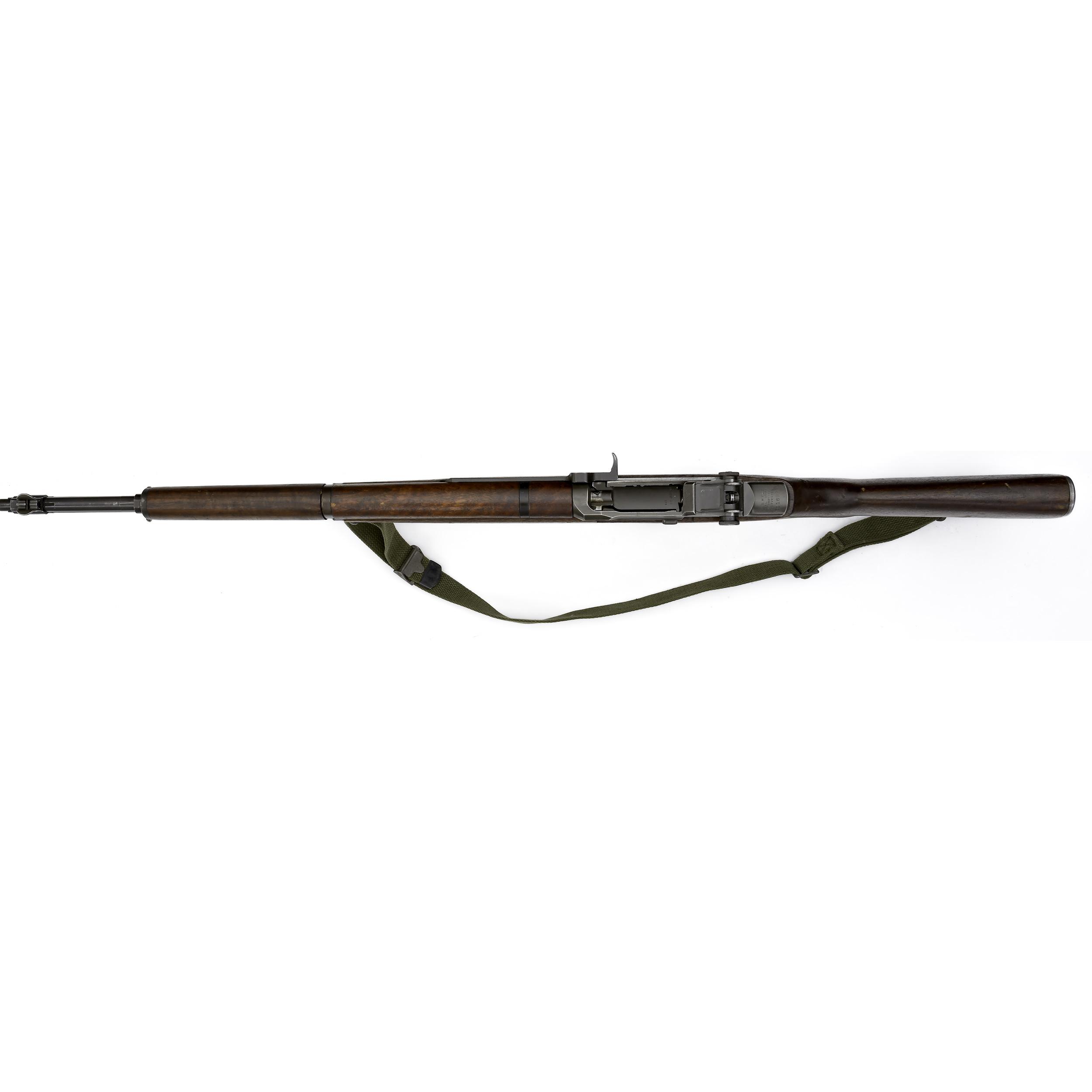 U S M1 Garand Rifle By International Harvester