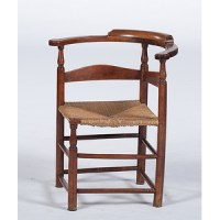 Corner Chair in Maple | Cowan's Auction House: The Midwest ...
