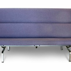 Eames Sofa Compact Knockoff Modern Sleeper Charles And Ray For Herman Miller