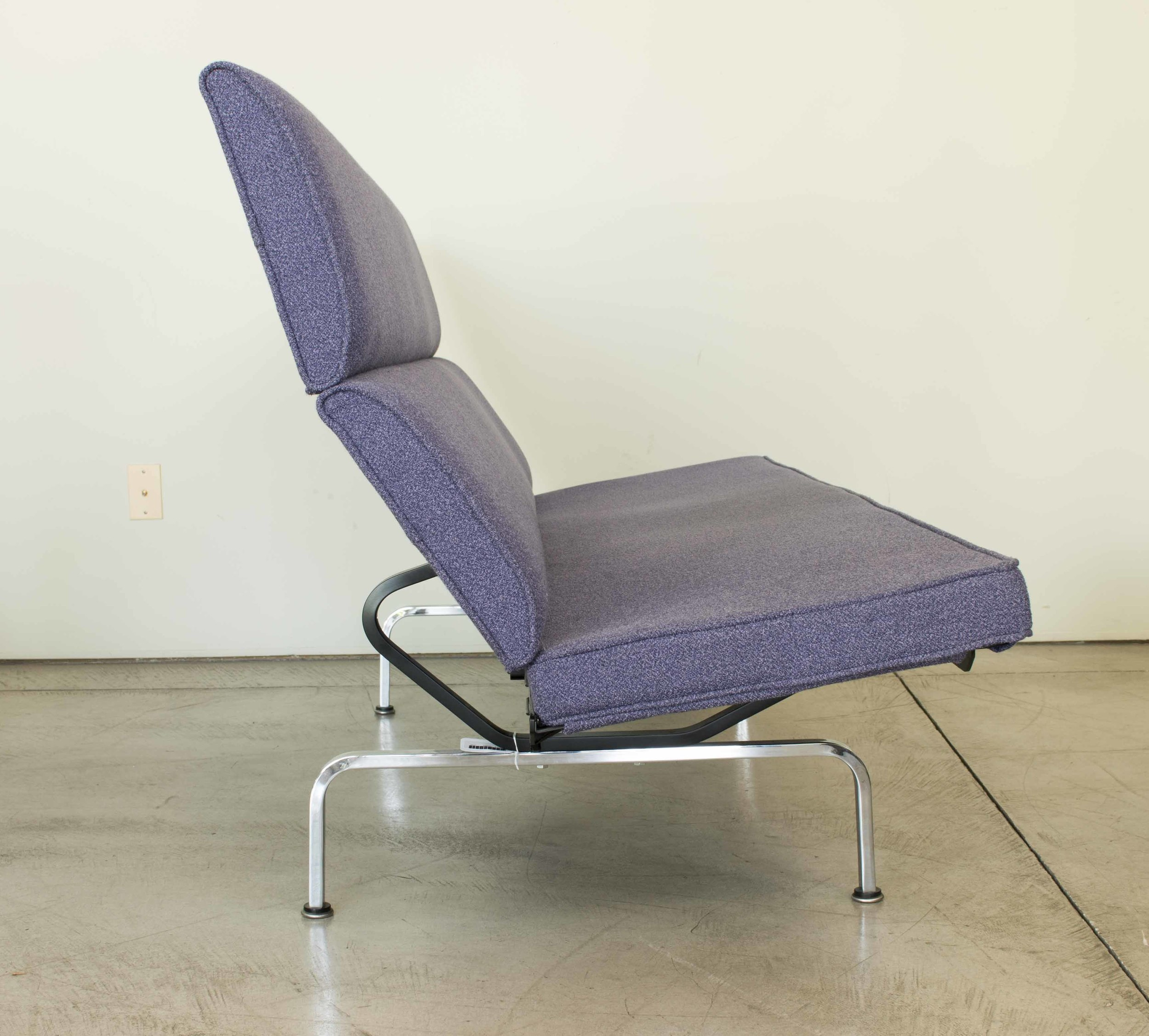eames sofa compact leather loveseat and chair charles ray for herman miller witherell s