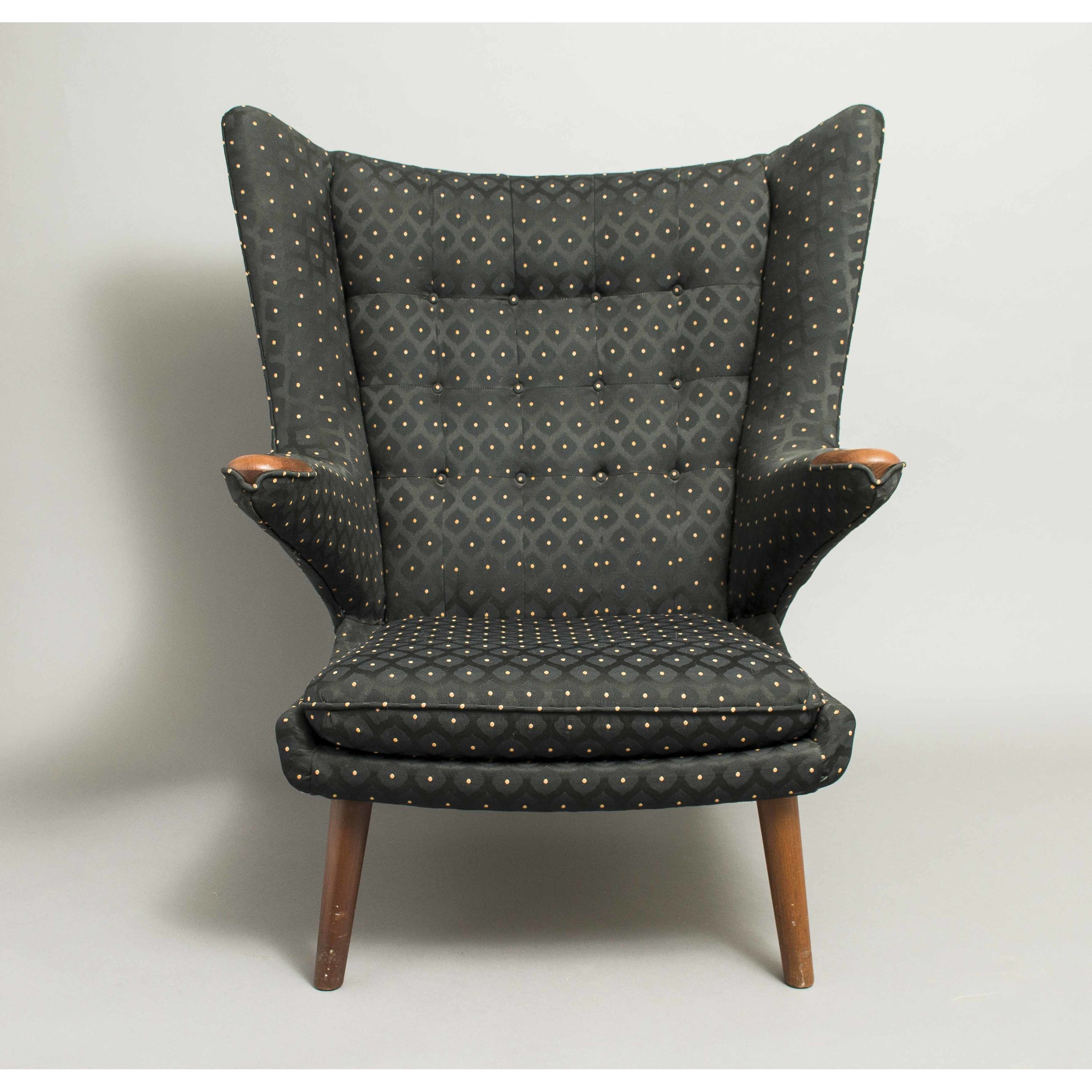 Hans Wegner Papa Bear Chair  Witherells Auction House