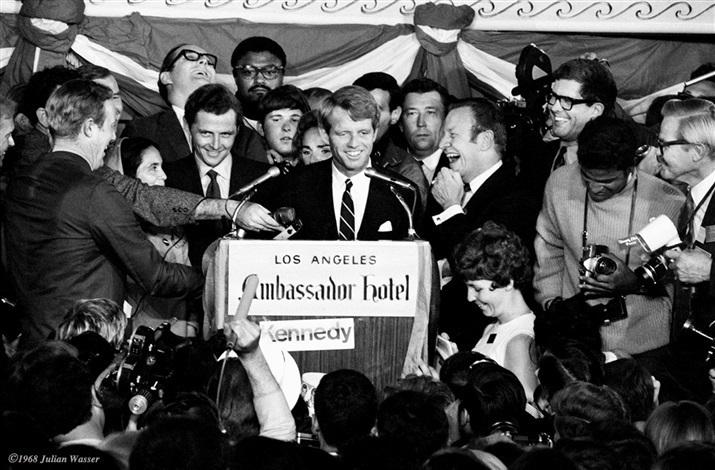 Bobby Kennedy, Ed. 6/15