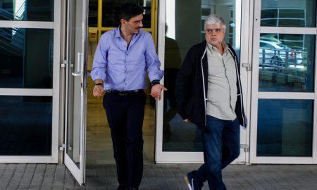 Δημήτρης Γιαννακόπουλος Μάνος Παπαδόπουλος ΚΕΔ