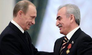 Ιβάν Σαββίδης Πούτιν